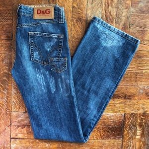 Authentic Dolce&Gabbana jeans